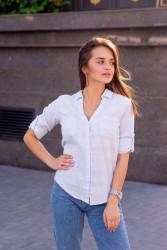 Рубашки женские оптом 06534821 01-6