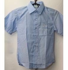 Рубашка для школы оптом (короткий рукав) Китай 28061776 148