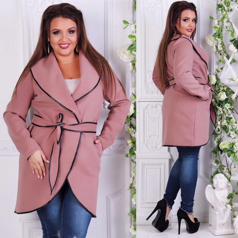 Пальто женские оптом 96705142 1725-1