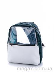 Рюкзак, Back pack оптом 7 green