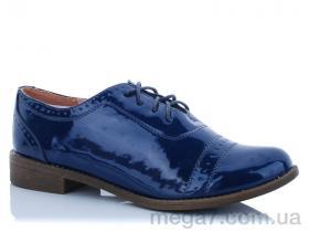 Туфли, Lion оптом 1259-8 blue