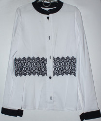 Блузки подростковые OCHAROVASHKA оптом 63784192 1-19
