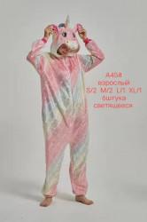 Ночные пижамы женские оптом 46895021 А45 -18