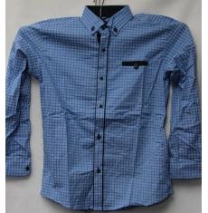 Рубашка подростковая оптом 08021095 6227
