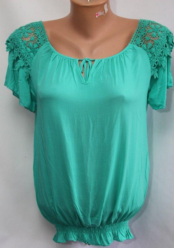 Блуза женская оптом  1903286 5504-8