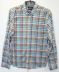 Рубашки мужские MARKA MARKA оптом 16034752 11-199