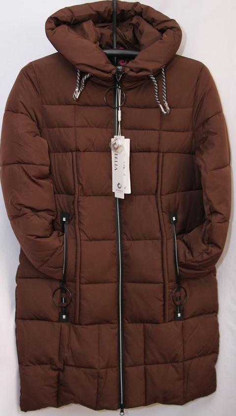 Куртки женские AOWEELIA оптом 19091209 1789-2