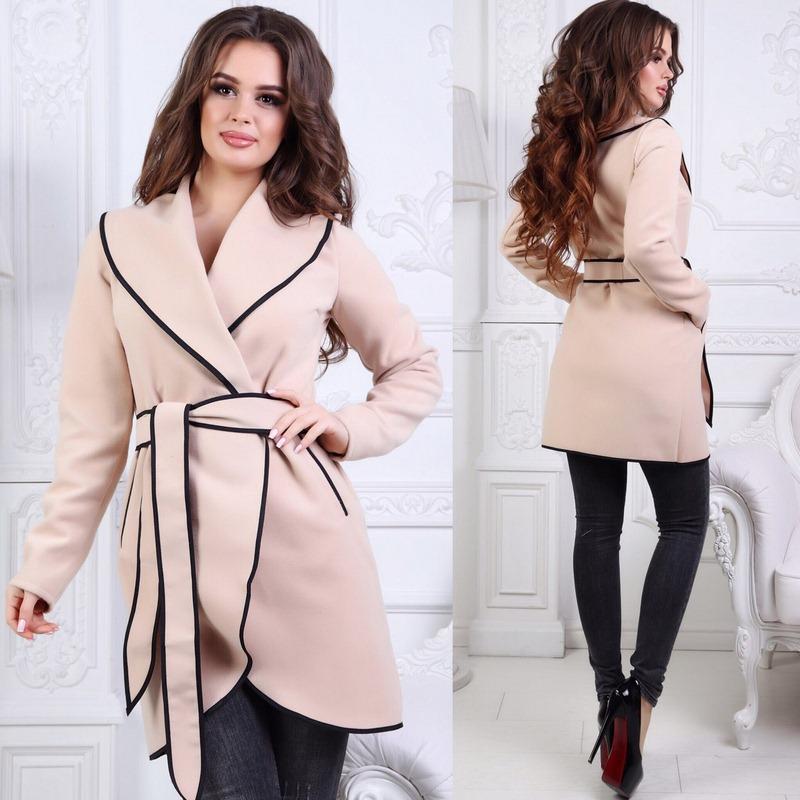 Пальто женские оптом 90173862 474-8