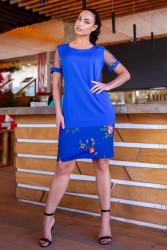 Платья женские БАТАЛ оптом 40356719 05-11