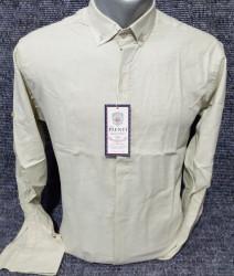 Рубашки мужские PLENTI оптом 24569317  01-1
