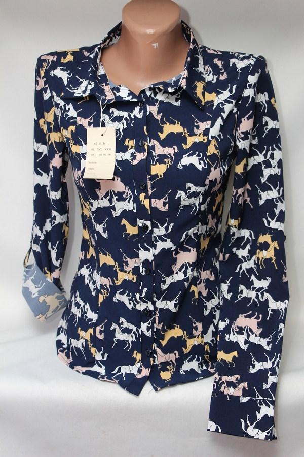 Блузы женские оптом 05043030 122-1-3