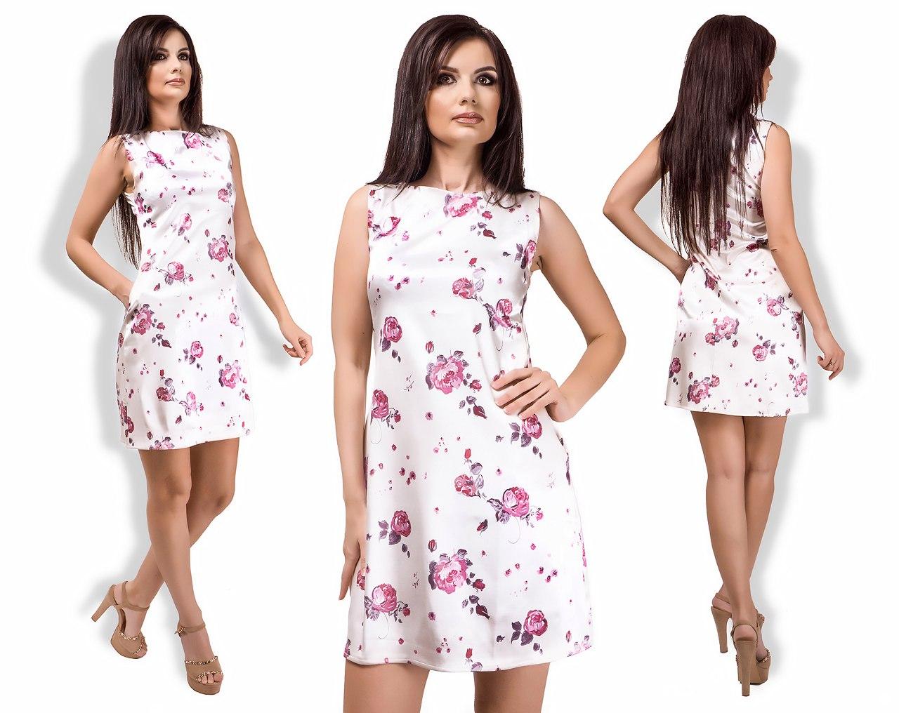 Платье женское оптом 23022335 888-1