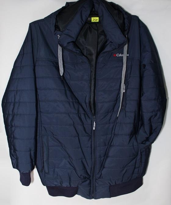 Куртки мужские Батал оптом 14528390 354-1