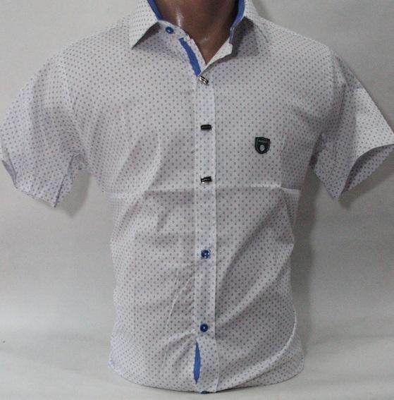 Рубашки мужские Турция оптом 31589470 1677-1
