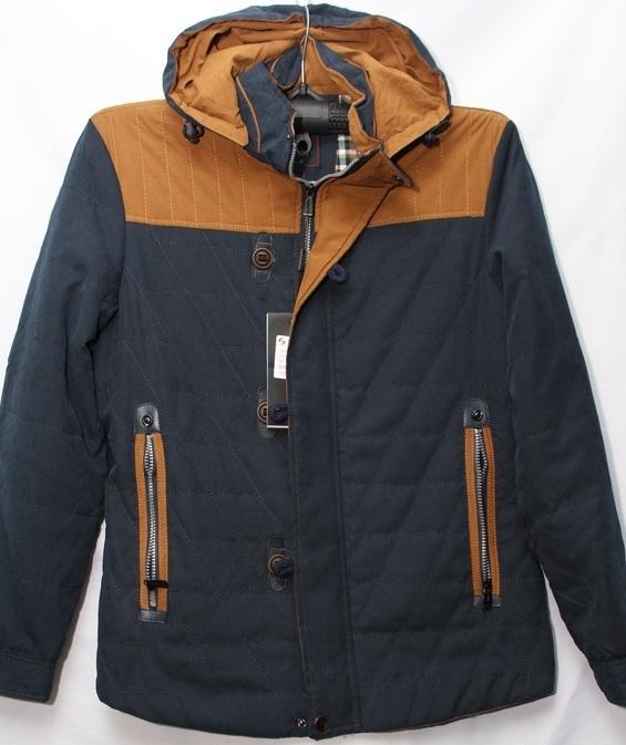 Куртки мужские Yisen оптом 49561703 15902-74