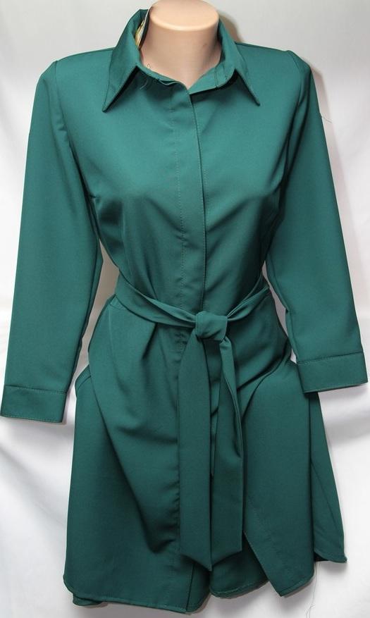 Рубашка- туника женская оптом 60389572 0776