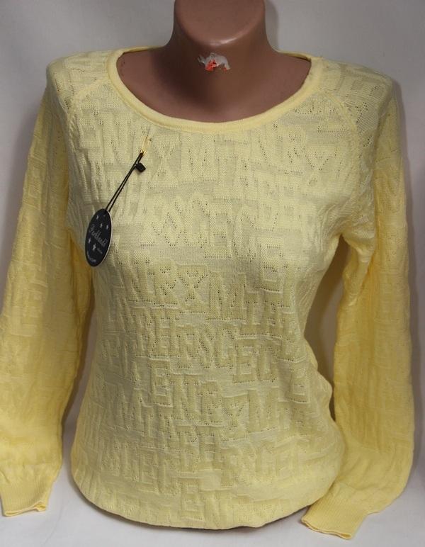 Женские свитера оптом  19081174 5464-49