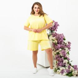 Спортивные костюмы женские БАТАЛ оптом 68753149  98-2