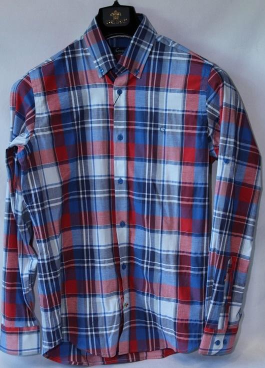 Рубашки мужские оптом 15104457 7639-21