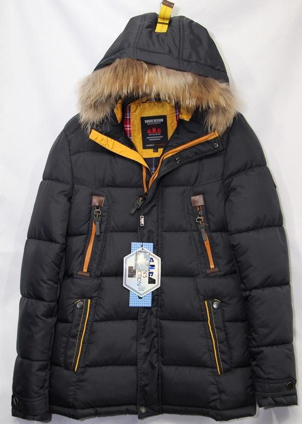 Куртки юниор G.N.C. зимние оптом 79054631 E-27-1