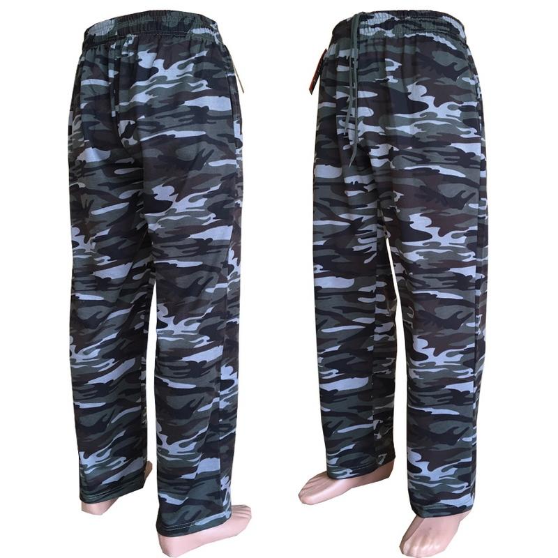 Спортивные штаны мужские камуфляж оптом 50426971 7624