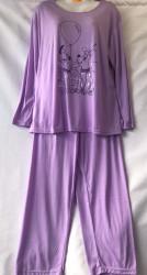 Ночные пижамы женские СУПЕР БАТАЛ оптом 64512309 B84M3-26