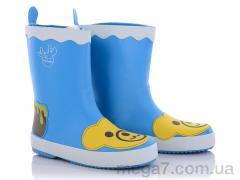 Резиновая обувь, Class Shoes оптом HMY219 blue