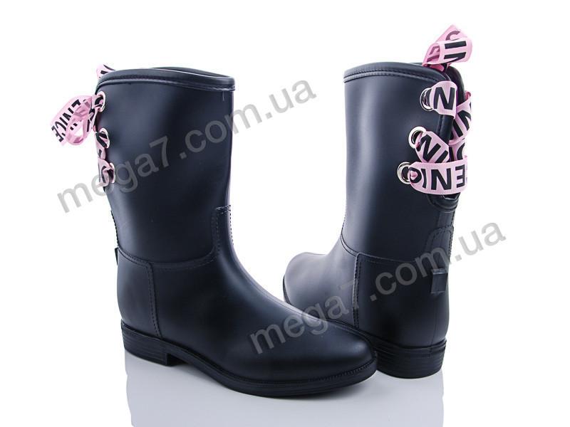 Резиновая обувь, Class Shoes оптом 608-1N розовый