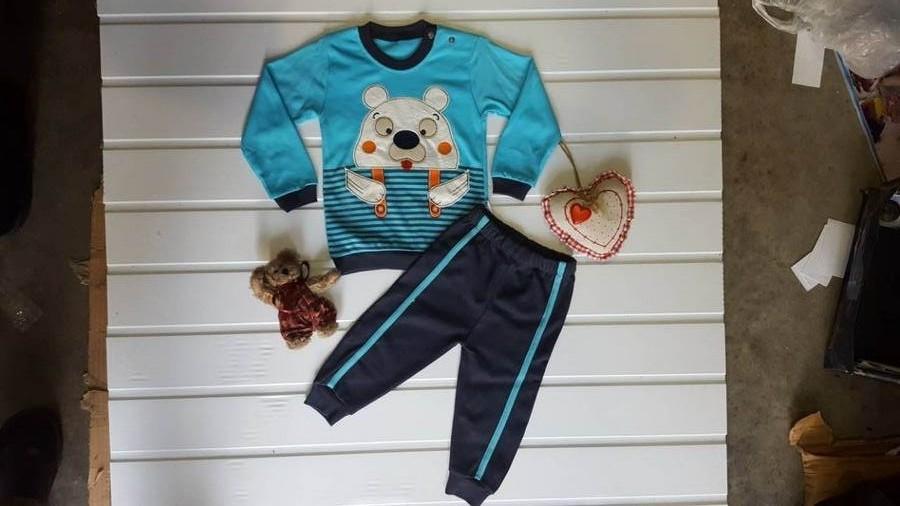 Ночные пижамы детские оптом 76843025 2-19