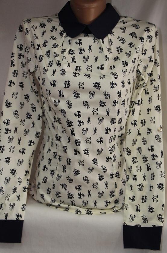 Рубашки женские оптом 05083030 76-112