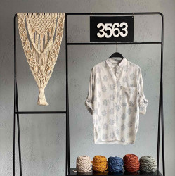 Рубашки женские оптом 98653704 3563-5