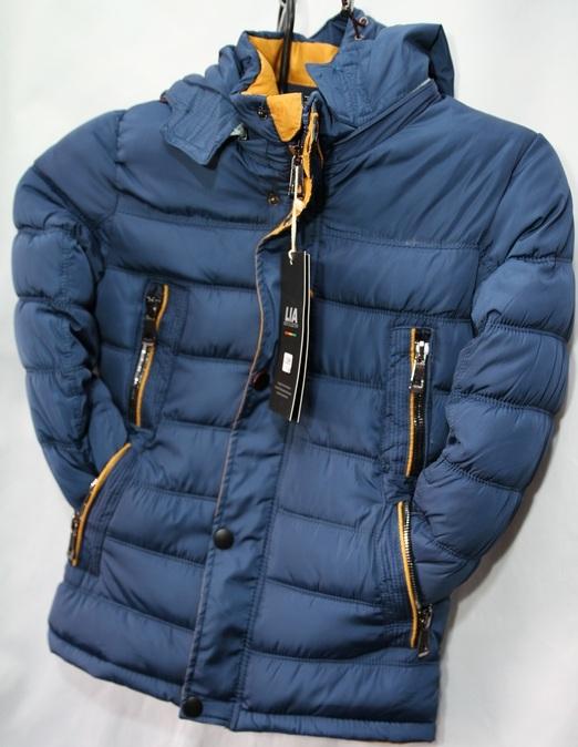 Куртки подростковые оптом 1409833 5246-1