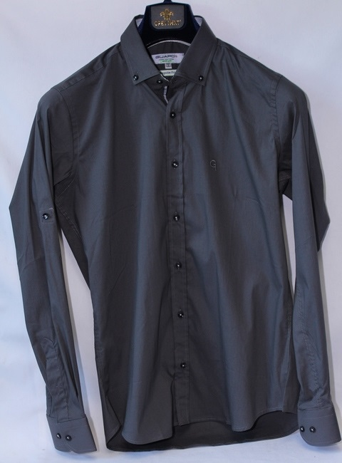 Рубашки мужские оптом 15104457 7639-11