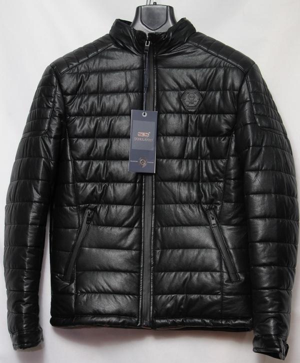 Куртка SOELUOS  зимняя мужская оптом 14094976 7032-3