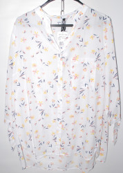 Рубашки женские БАТАЛ оптом 37150698 10-179