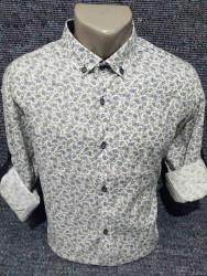 Рубашки мужские PLENTI оптом 93740216    05-47