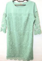 Платья женские SELTA БАТАЛ оптом 92387061 860-50-35