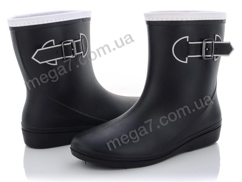 Резиновая обувь, Class Shoes оптом R818 черный