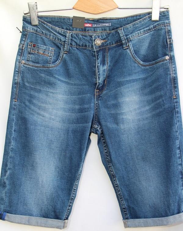 Шорты джинсовые мужские оптом 10061683 2829