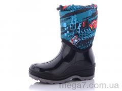 Резиновая обувь, DeMur оптом SDR tashka green