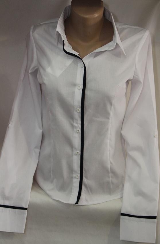 Рубашки женские оптом 05083030 84-2