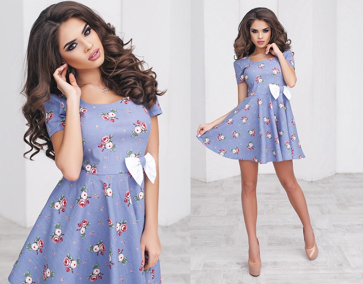 Платья  женские оптом 01034801 1103-18