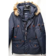Куртка мужская зимняя оптом 0412975 8350