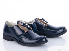 Туфли, Waldem оптом S-09 blue уценка