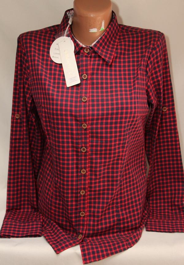 Рубашки женские оптом 22081188 95020