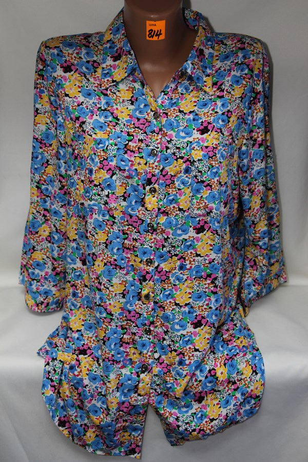 Рубашка женская оптом 2302651 9477-3