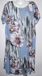 Платья женские ITALY MODA БАТАЛ оптом 37491520 01-1