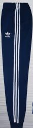 Спортивные штаны мужские на флисе оптом 46321085 02-19