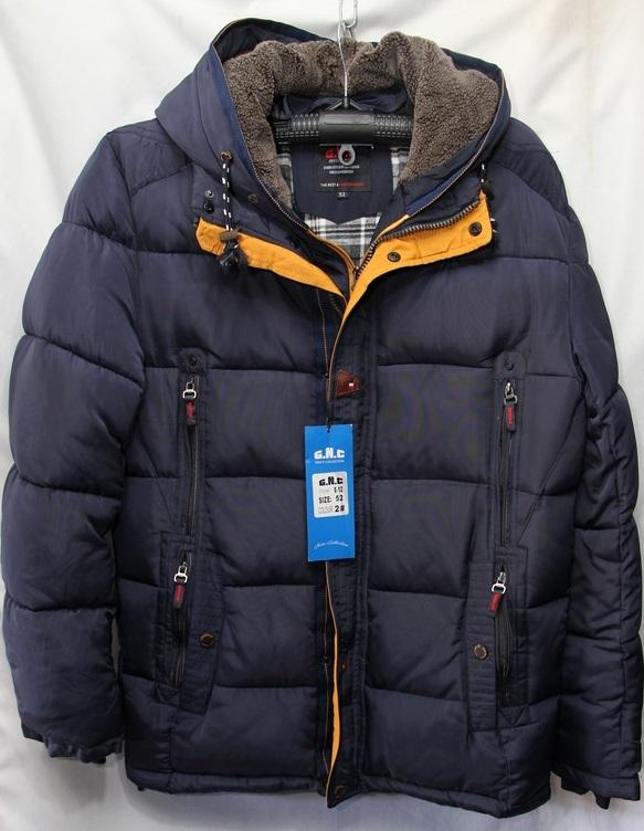 Куртки мужские G.N.C. оптом 19658037 E-12-3