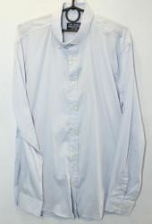 Рубашки мужские APEKS TRIKO оптом 67810295 11-289
